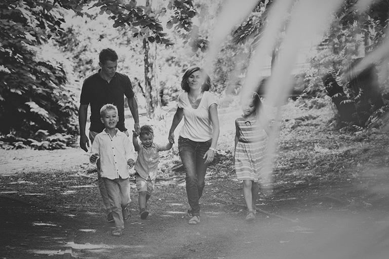 Family photography; family portrait