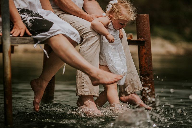 rab family photographer, candid family photos, family portrait