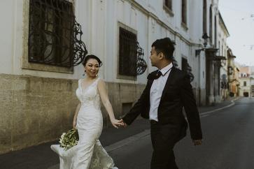 SINGAPORE PRE WEDDING PHOTOGRAPHER
